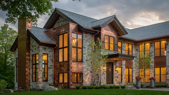 Modern Rustic Home
