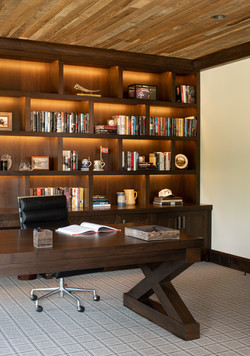 Modern Rustic - Home Office