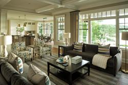 Lake Artisan Home Living Room
