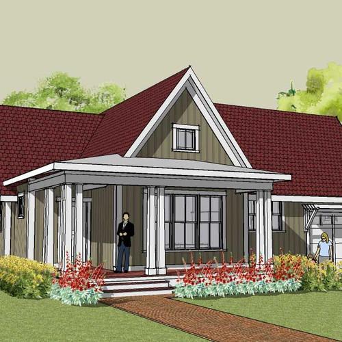Modern Family Home Designs: Simply Elegant Home Designs For Todays Modern Family