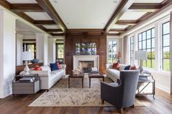 Orono Artisan Home Fireplace Image