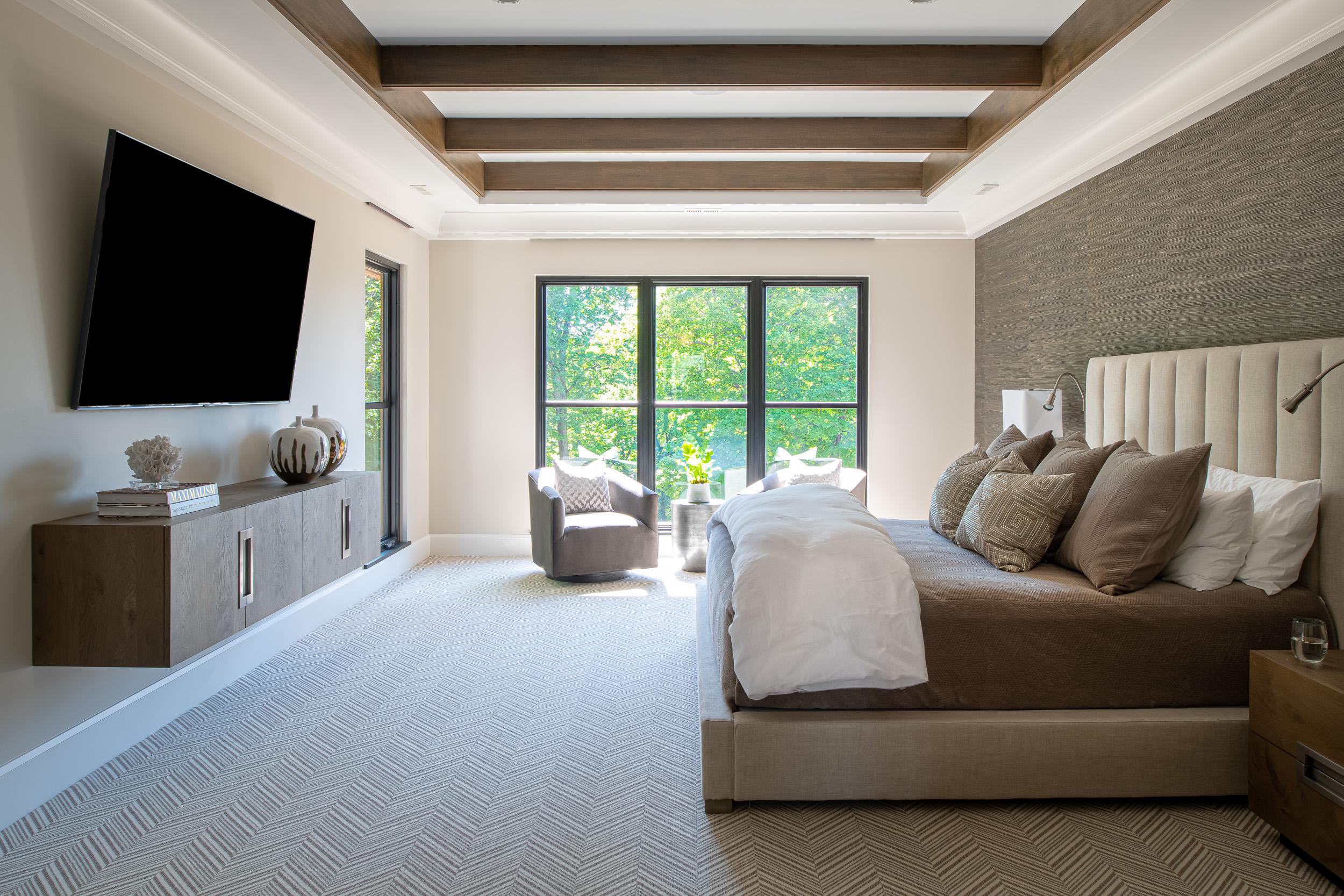 Modern Rustic - Owner's Suite