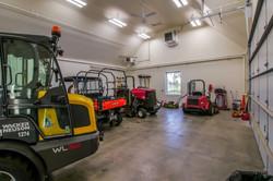 Maintenance Facility Interior Image