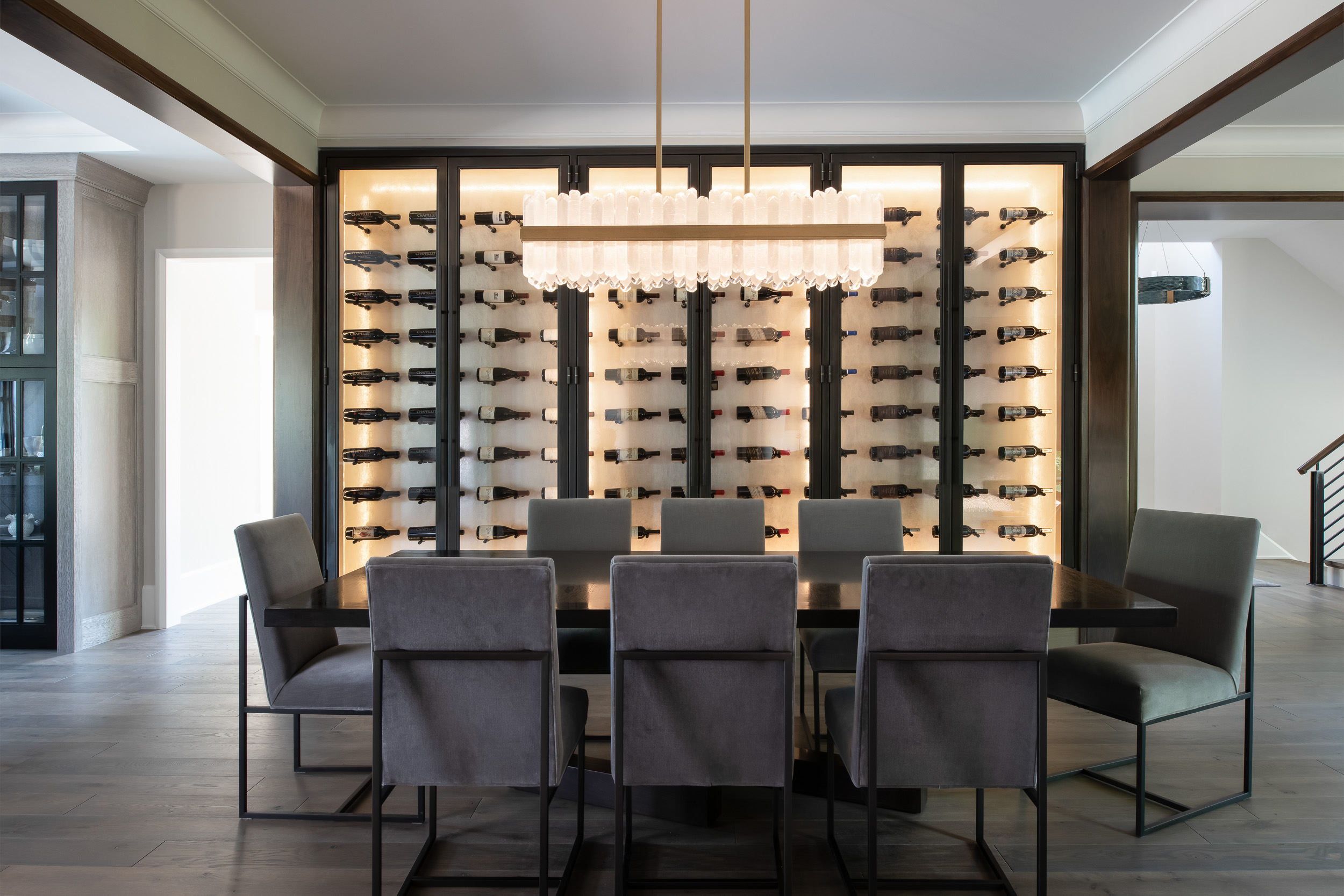 Modern Rustic - Dining Room