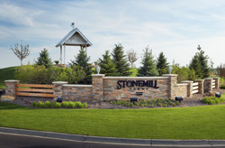 Stonemill Farms Entry Monument