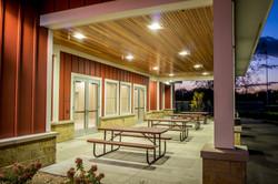 Community Building Porch Image