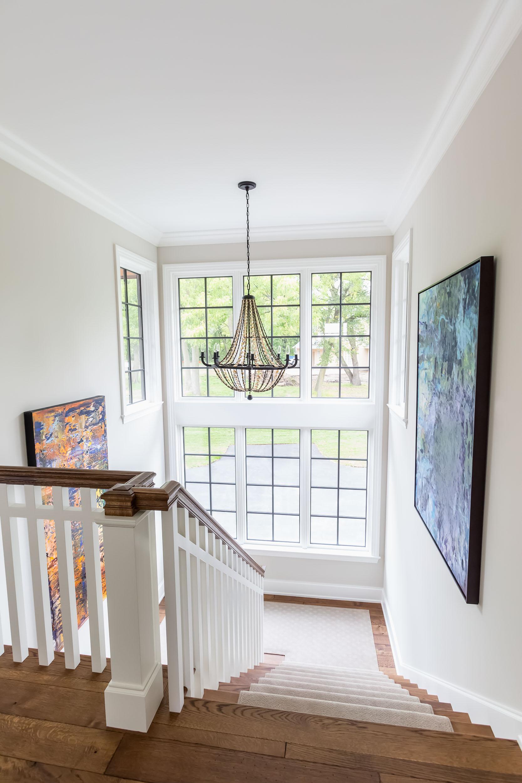 Orono Artisan Home Staircase Image