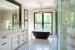 Modern Rustic - Master Bathroom