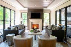 Modern Rustic - Hearth Room