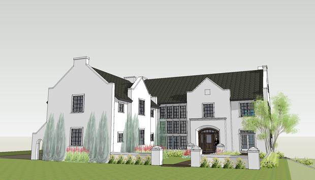 Cape Dutch Architecture on Artisan Tour