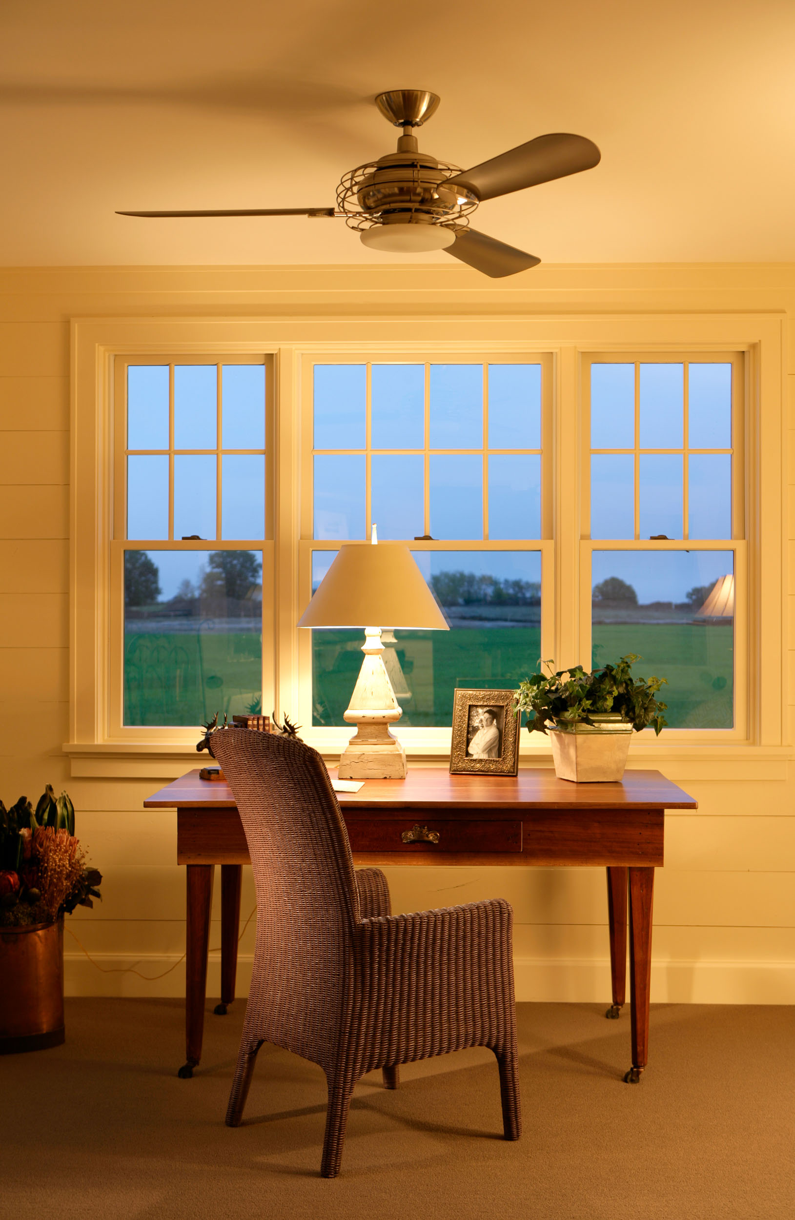 Cape Cod Interior Sunroom Image