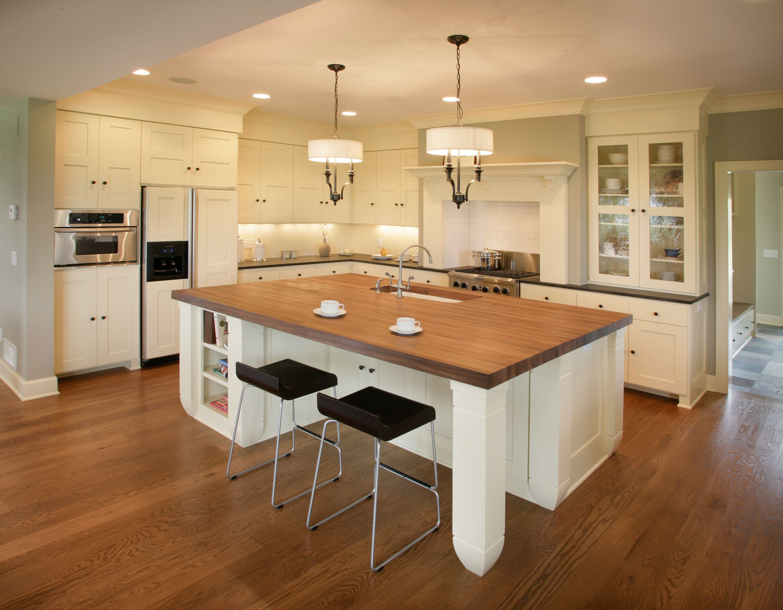 Cape Cod Kitchen Image