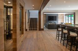 Modern Rustic - Family Room