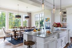 Orono Artisan Home Kitchen / Dining