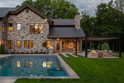 Modern Rustic - Exterior _ Pool