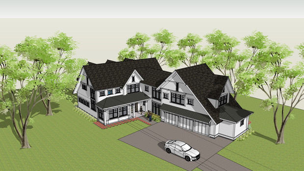 Modern Farmhouse Coming