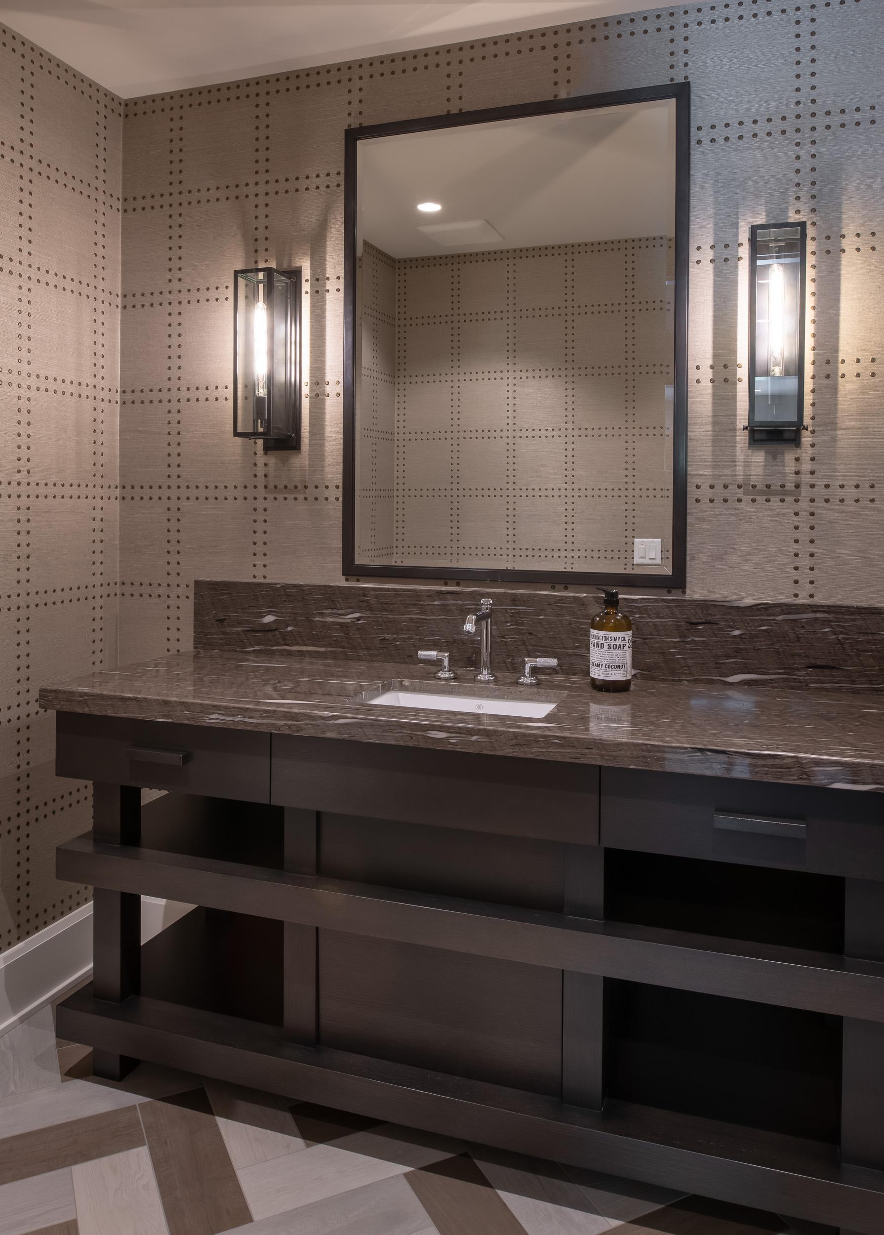 Modern Rustic - Bath