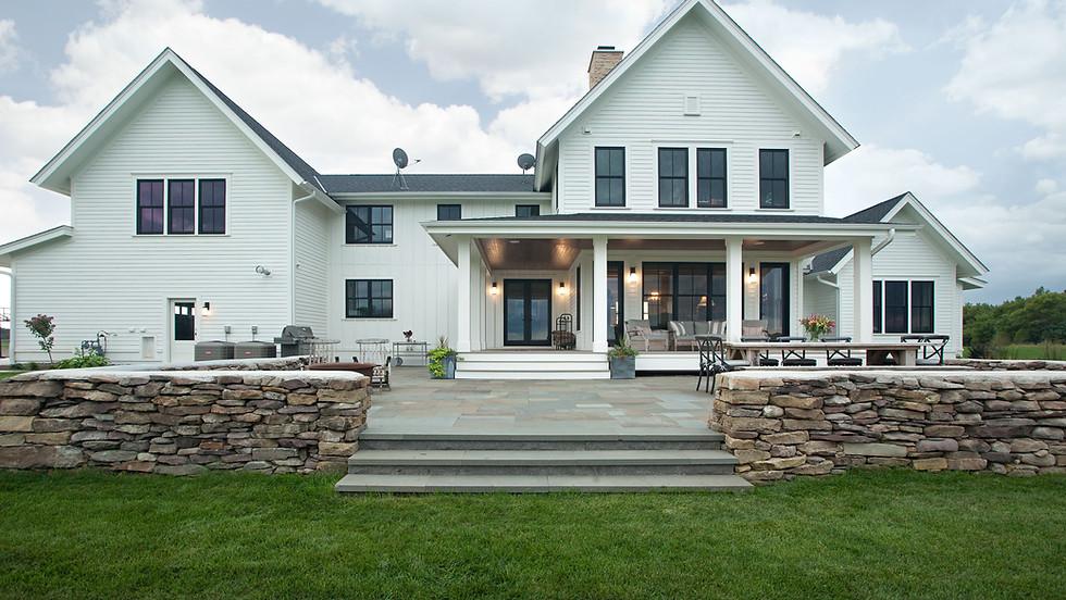 Midwest Modern Farmhouse