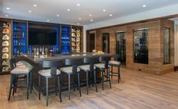 Modern Rustic - Bar