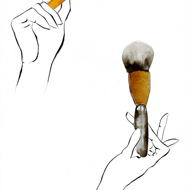 Pat McGrath Brushes
