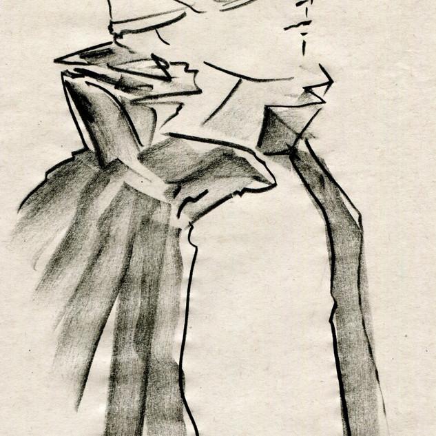 Willaumez Sketch
