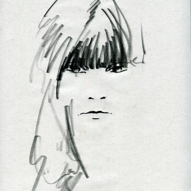 Hair & Beauty Sketch