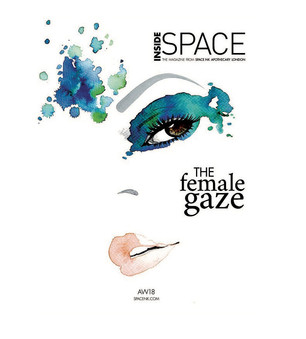 Published Space NK front cover artwork