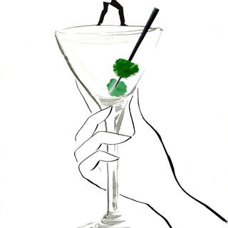 Martini featuring James Bond