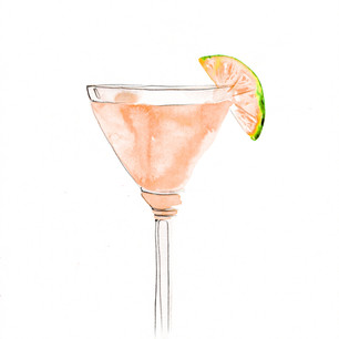 Lime Cocktail