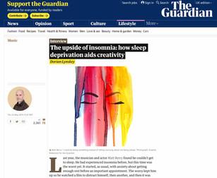 Sleep Deprivation and Creativity