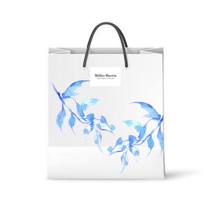 Speculative bag design for a London Perfumer