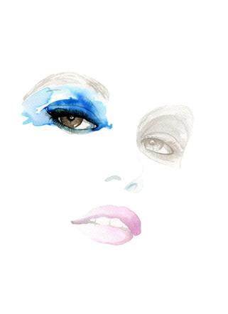 Kaia Gerber for Vogue