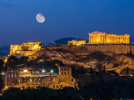 Класс-проект: Один день Греции