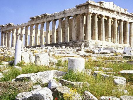 Ансамбль афинского Акрополя ( цикл занятий по древней Греции)