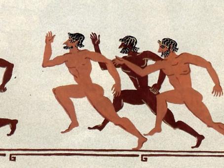 Олимпийские игры ( цикл занятий по культуре древней Греции)