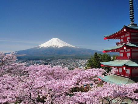 Пейзаж с Фудзиямой ( цикл занятий по культуре древней Японии)