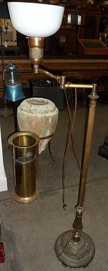 1940's Adjustable Floor Lamp