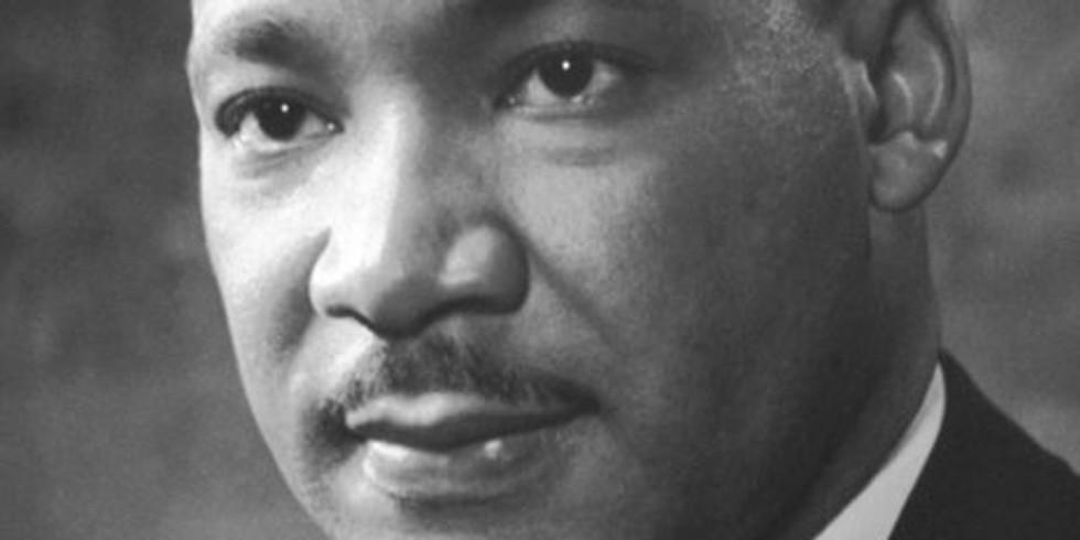 MLK Day No School