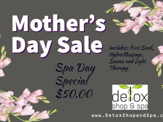 Don't Forget Mom this Mother's Day!