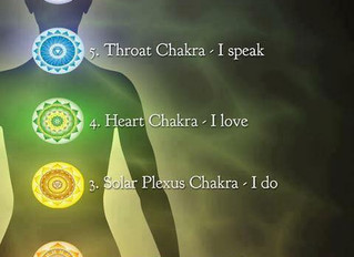 Re-Aligning Your Chakras