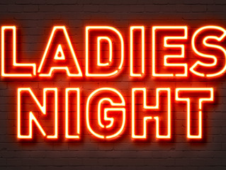 Our 2nd Ladies' Night is Monday, September 30th, 6-8 p.m.