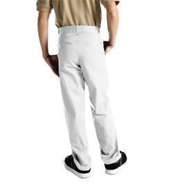 Pantalon escolar dickies - 56562 WH atras