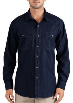 Camisa Dickies de mezclilla MLL300
