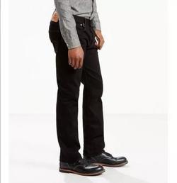 501 Levis Original Fit BLACK 00501-0660