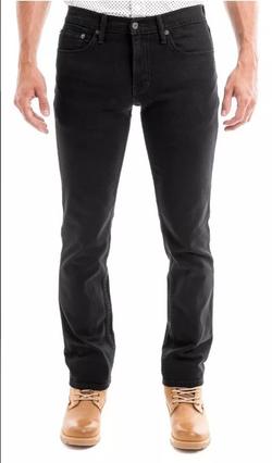 Levis 511 0168 Slim Fit BLACK STRECH MFO