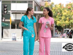 Dickies Medical los uniformes medicos mas comodos