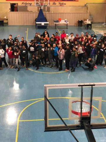 2018 Black History Month Day of Service