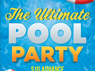 The Ultimate Pool party