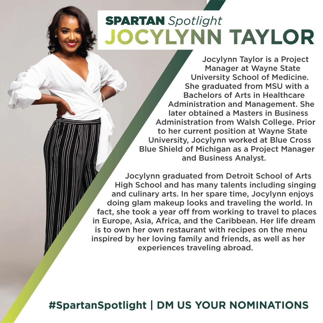 2020-Spartan-Spotlight-Jocylynn-Taylor