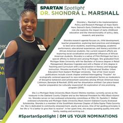 2020 Spartan Spotlight Shondra L